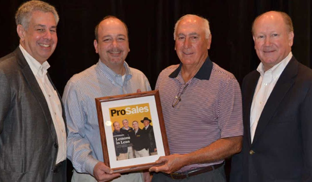 Jackson Lumber & Millwork Honored at LMC's Annual Meeting in Tampa, FL