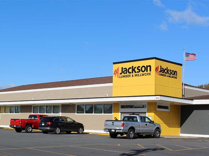 Jackson Lumber & Millwork - Celebrating 75 Years