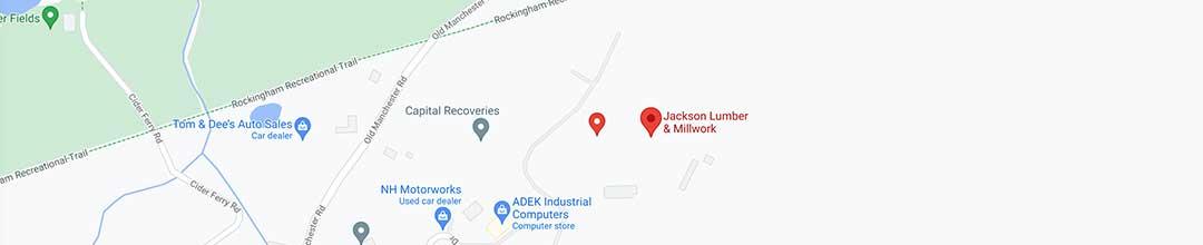 Visit Jackson Lumber & Millwork in Raymond, NH